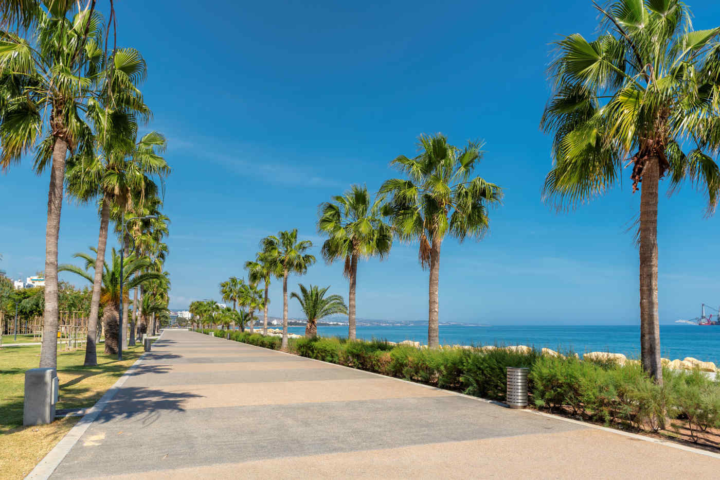 Promenade • Limassol, Cyprus