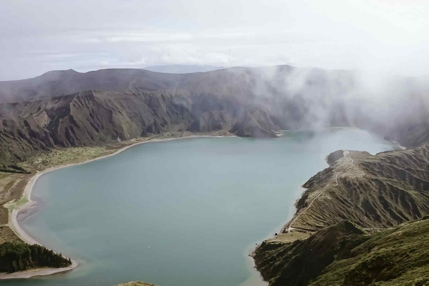Lagoa do Fogo • Azores, Portugal