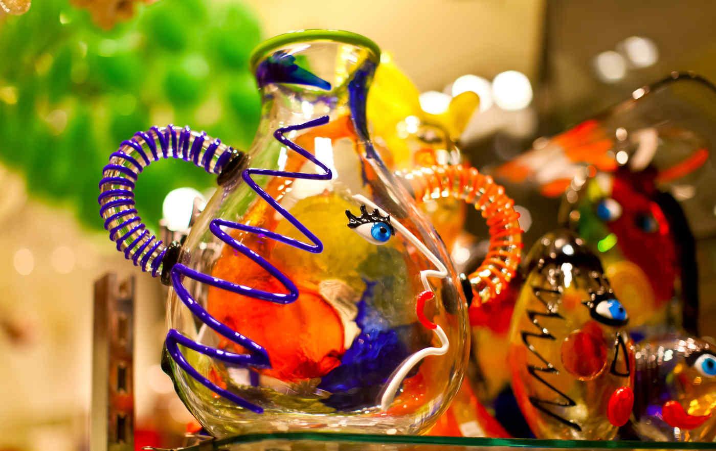 Venetian Glass, Italy