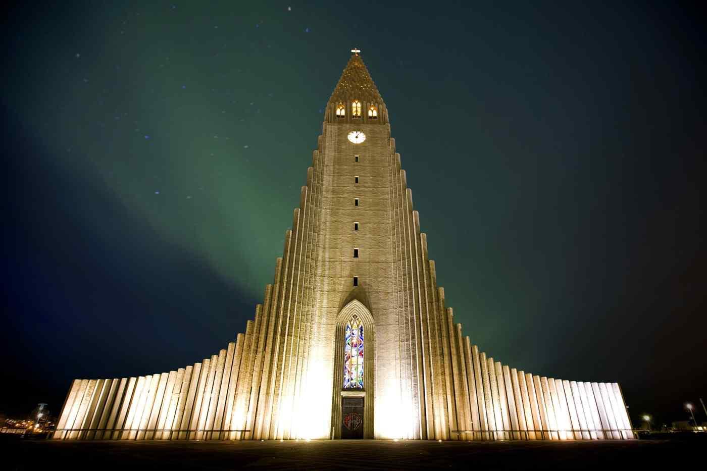 Hallgrímskirkja Church • Reykjavik, Iceland