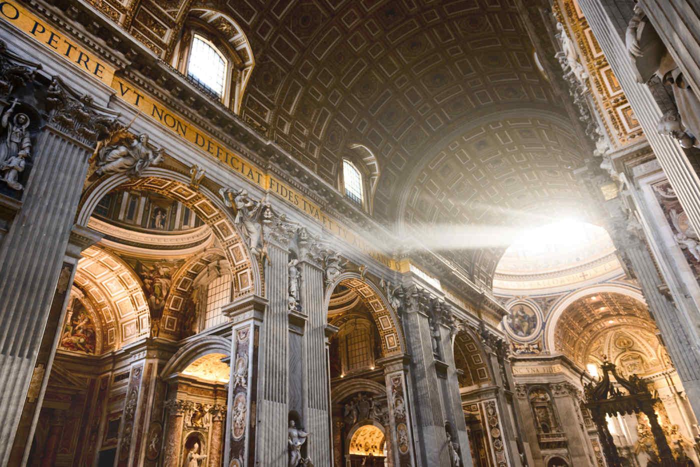 St. Peter's Basilica • Rome
