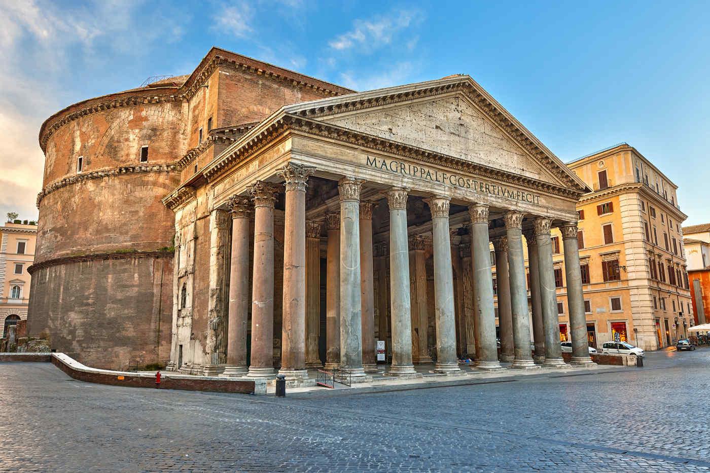 Pantheon • Rome, Italy