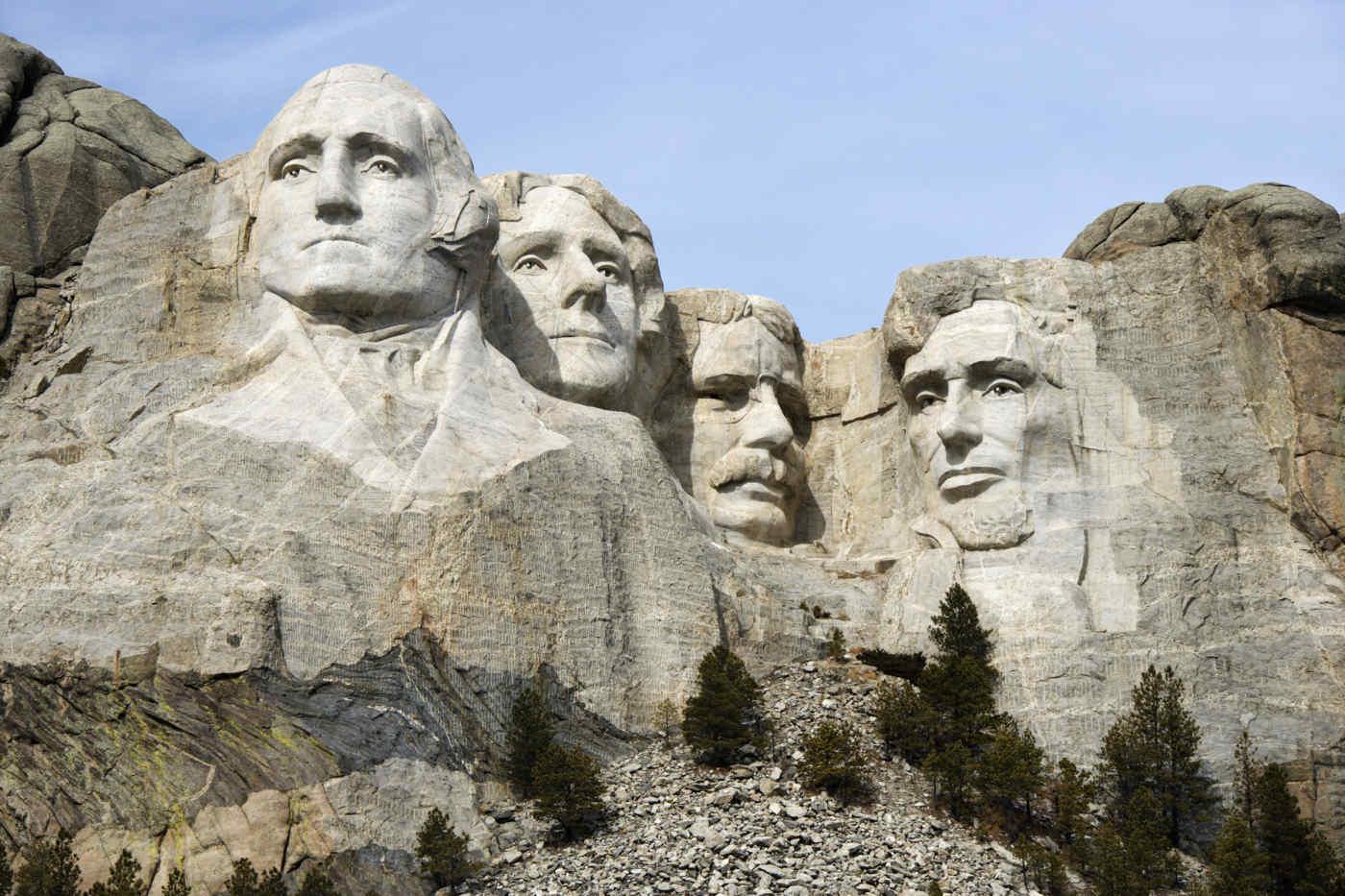 Mount Rushmore • South Dakota