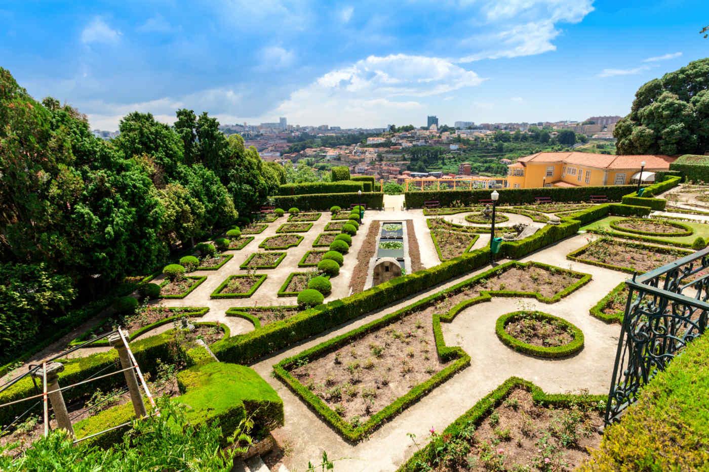 Jardins do Palácio de Cristal • Porto, Portugal
