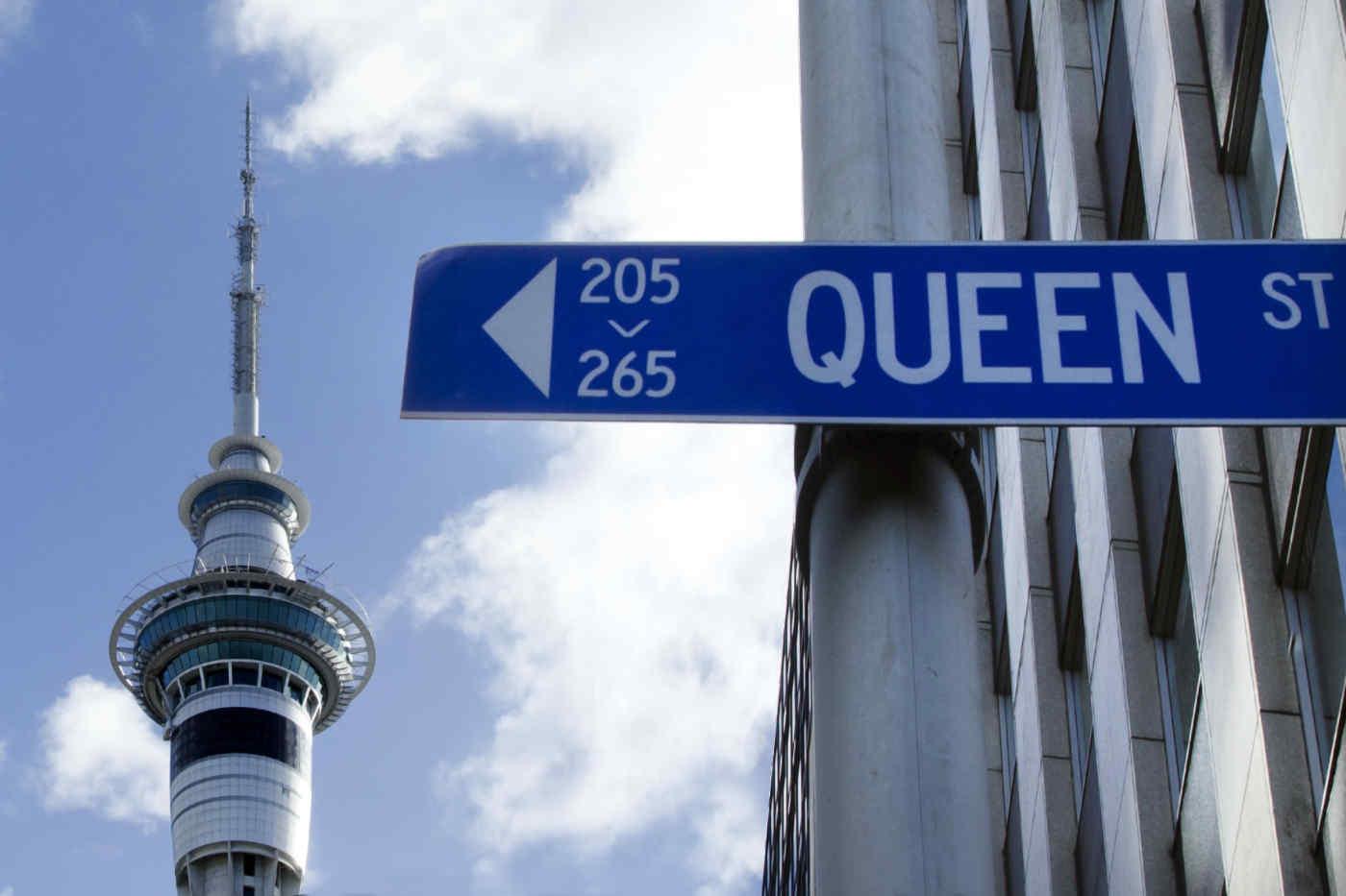 Queen Street • Auckland, New Zealand
