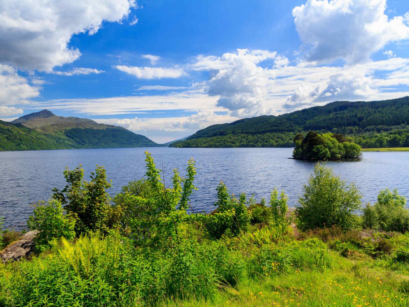 Loch Lomand, Scotland