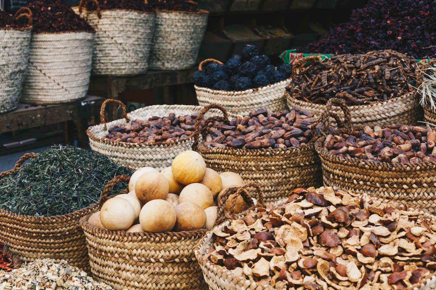 Spices Bazaar
