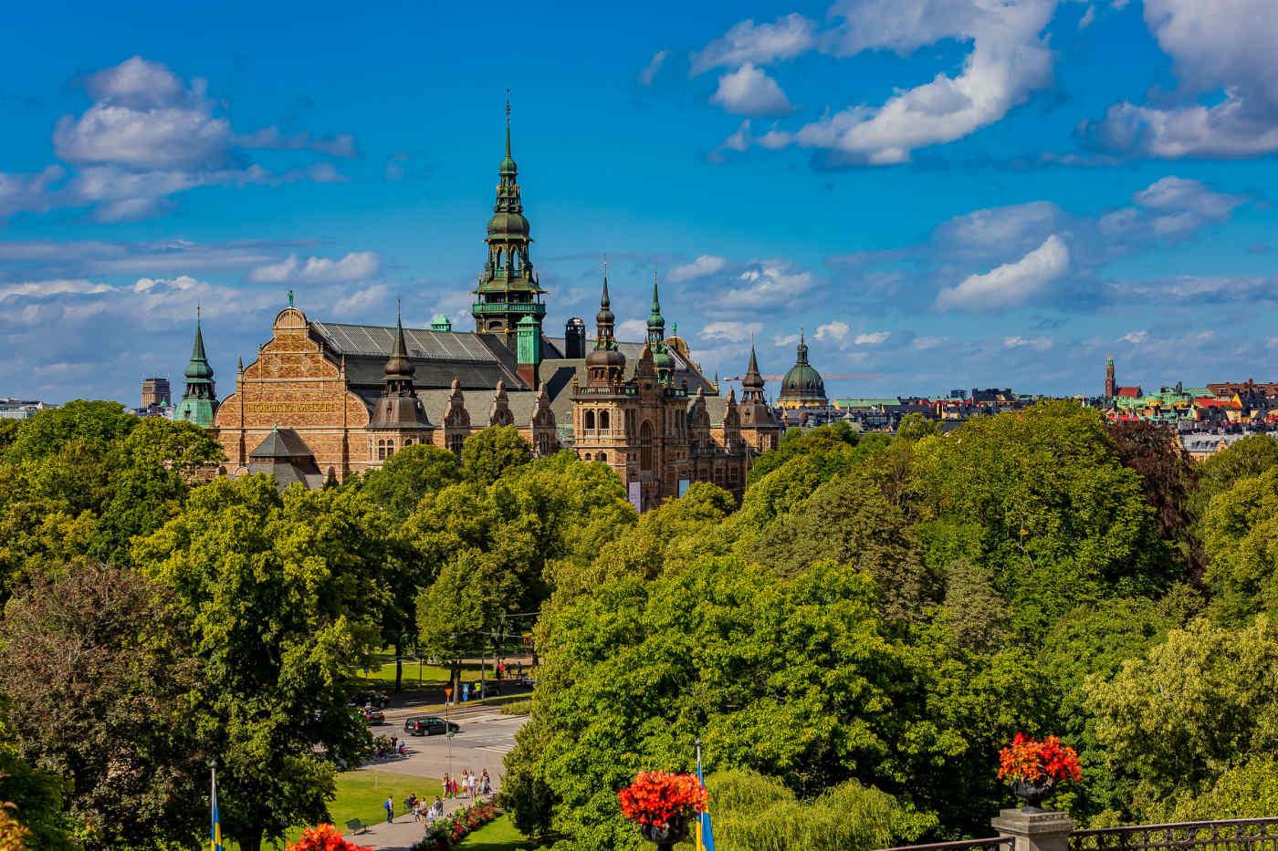 Djurgarden • Stockholm, Sweden
