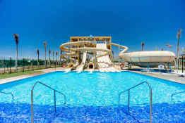 Hotel Riu Santa Fe • Water Park