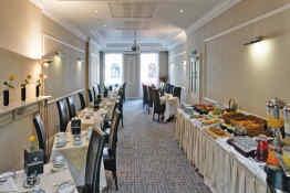 Grange Beauchamp Hotel, Restaurant