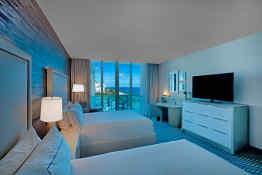 Hotel Maren Fort Lauderdale Beach, Queen Balcony Ocean View