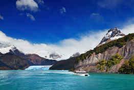 Spegazzini Glacier, Argentino Lake