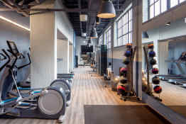 Holston House Nashville - Fitness Center