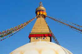 Boudhanath Stupa • Kathmandu, Nepal