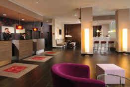 Leonardo Hotel Berlin seat