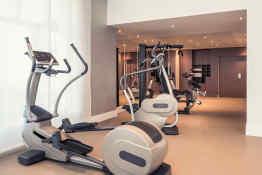 Hôtel Mercure Paris Montmartre Sacré-Coeur Fitness Center