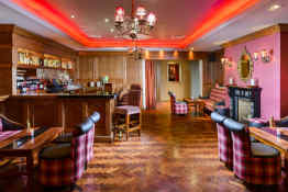 Scotts Hotel Killarney • Resident's Lounge