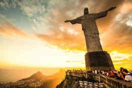 Christ the Redeemer • Rio de Janeiro