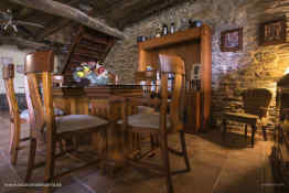 Albergue Turistico La Casona de Sarria • Dining