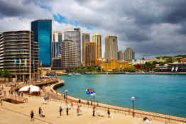 Sydney Harbour • Sydney, Australia