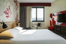 Hotel Ibis Styles Barcelona City Bogatell