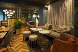 Scandic St. Olavs Plass • Bar Seating
