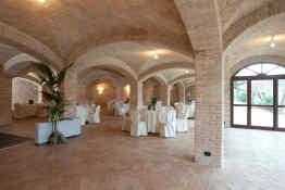 Castello di Baccaresca - Dining Room