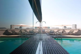 Hotel Barcelona Condal Mar by Melia • Pool