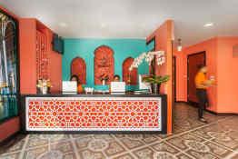 Casa Marocc Hotel by Andacura • Reception