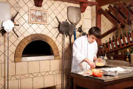 Pizza making class Italy