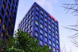Travelodge Wellington Hotel
