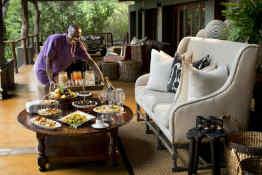 Tinga Lodge • High Tea