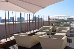 Hotel Barcelona Condal Mar by Melia • Rooftop Lounge