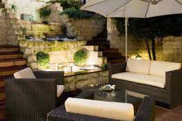Hotel Mercure Paris Gobelins Place d'Italie • Courtyard