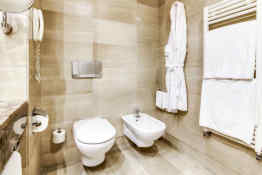 Sercotel Acetón Valencia - Bathroom