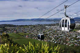 Skyline Gondola • Rotorua, New Zealand