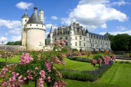 Loire Valley Castle
