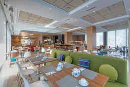 Tryp Madrid Chamartín - Restaurant