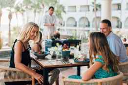 Hilton Los Cabos Beach & Golf Resort, Family Dining