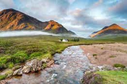 Glencoe, Scottish Highlands, Scotland