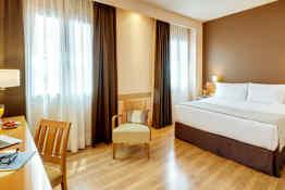 Hotel Sercotel Alcala 611 • Guest Room
