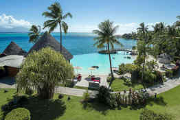 InterContinental Tahiti Resort • Pool