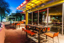The Saguaro Scottsdale - Outdoor Dining