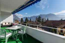 Hotel Colorado Lugano • Balcony