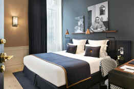 Hotel Square Louvois Paris • Guest Room