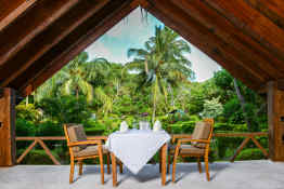 Adaaran Prestige Vadoo • Dining