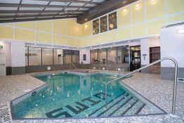 Sandman Hotel Downtown Calgary City Centre • Pool