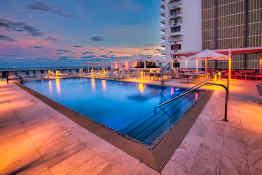 Hotel Maren Fort Lauderdale Beach, Pool Deck