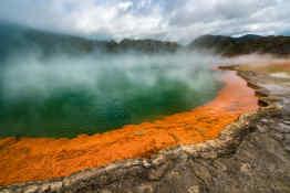 Waiotapu Thermal Reserve • Rotorua, New Zealand