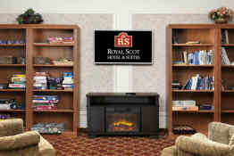 Royal Scot Hotel & Suites • Game Room